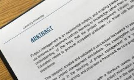 How To Write Effective Research Project Abstract