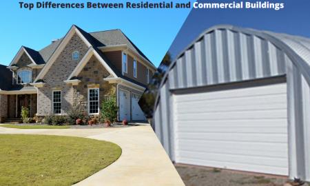 Top Differences Between Residential and Commercial Buildings