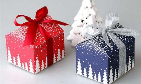 Five Unique and Creative Ideas and Inspirations for Christmas Boxes