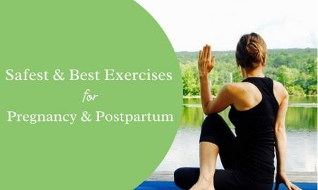 The Safest & Best Exercises for Pregnancy & Postpartum