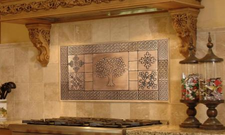 A Few Ideas For New Backsplash