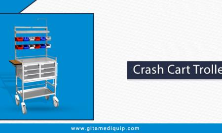 Crash Cart Trolley and Why it is Needed?